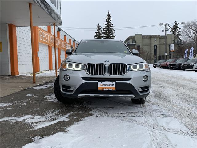 2017 BMW X3 xDrive28i (Stk: F235) in Saskatoon - Image 2 of 22