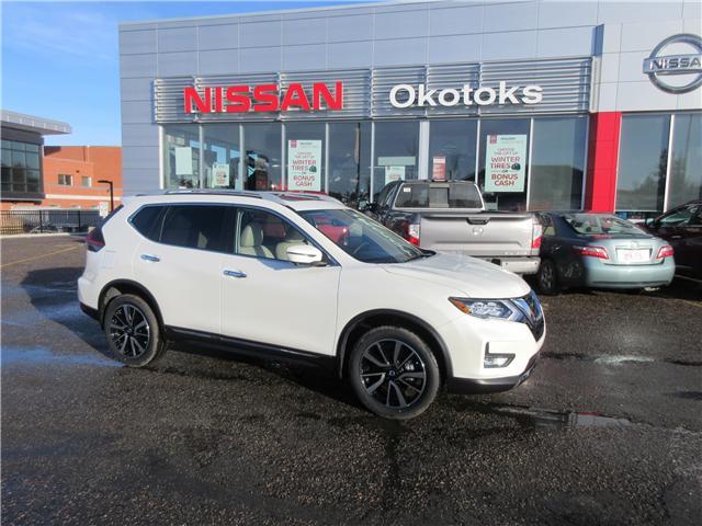 2019 Nissan Rogue SL (Stk: 8026) in Okotoks - Image 1 of 25