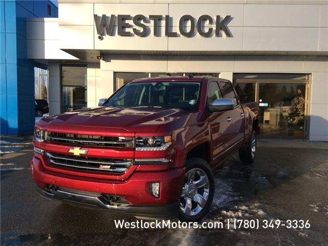 2018 Chevrolet Silverado 1500  (Stk: 18T316) in Westlock - Image 1 of 26