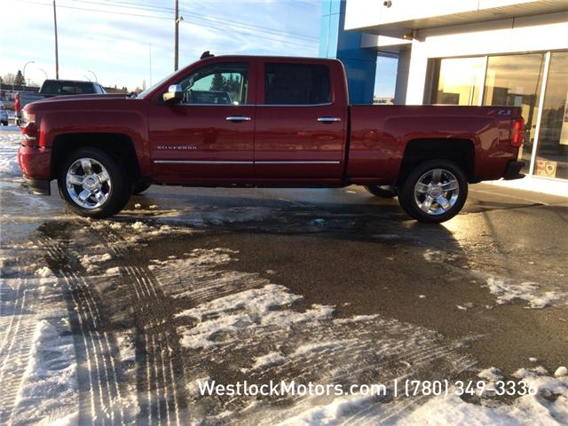 2018 Chevrolet Silverado 1500  (Stk: 18T316) in Westlock - Image 2 of 26