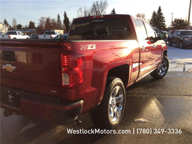 2018 Chevrolet Silverado 1500  (Stk: 18T316) in Westlock - Image 5 of 26