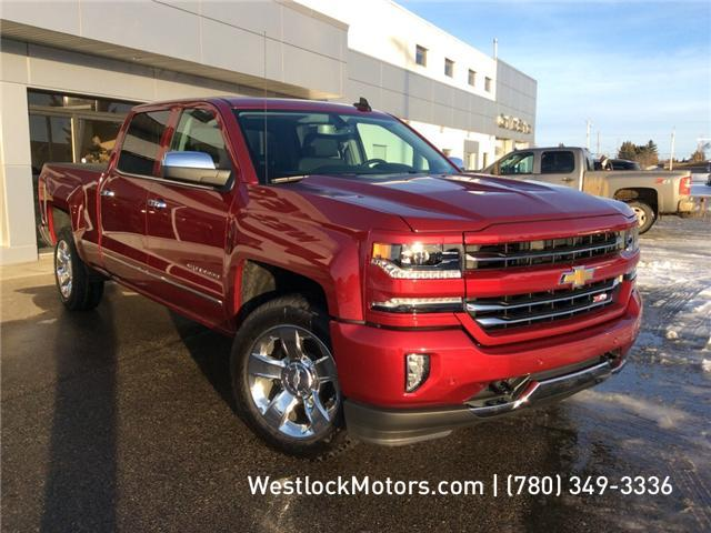 2018 Chevrolet Silverado 1500  (Stk: 18T316) in Westlock - Image 7 of 26