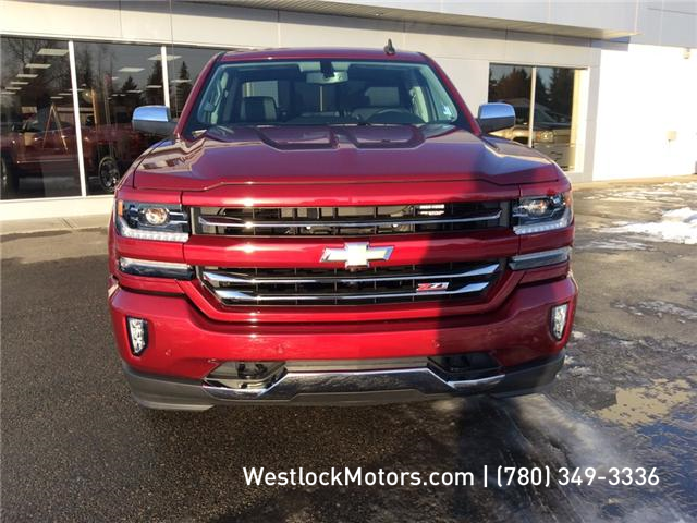 2018 Chevrolet Silverado 1500  (Stk: 18T316) in Westlock - Image 8 of 26