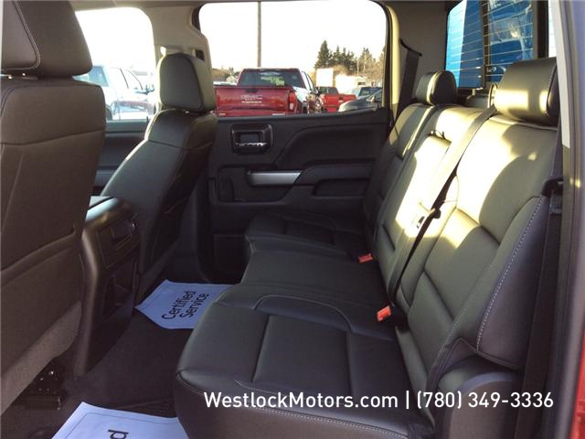 2018 Chevrolet Silverado 1500  (Stk: 18T316) in Westlock - Image 10 of 26