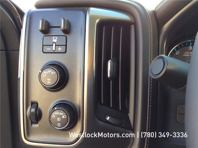 2018 Chevrolet Silverado 1500  (Stk: 18T316) in Westlock - Image 17 of 26