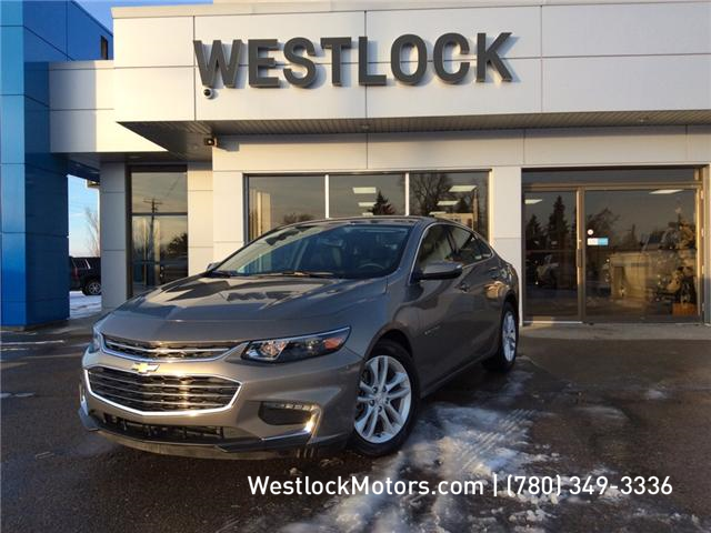 2017 Chevrolet Malibu 1LT (Stk: 18C29A) in Westlock - Image 1 of 27