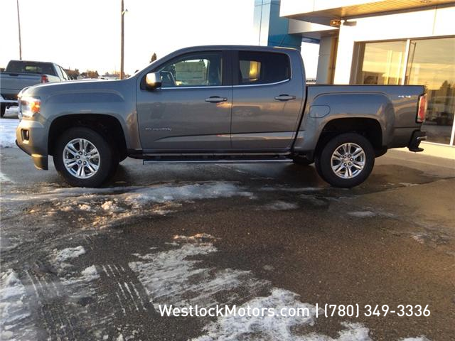 2019 GMC Canyon SLE (Stk: 19T21) in Westlock - Image 2 of 21