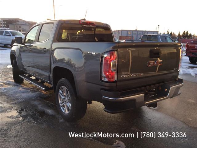 2019 GMC Canyon SLE (Stk: 19T21) in Westlock - Image 3 of 21