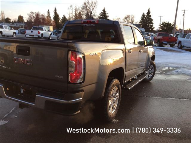 2019 GMC Canyon SLE (Stk: 19T21) in Westlock - Image 5 of 21