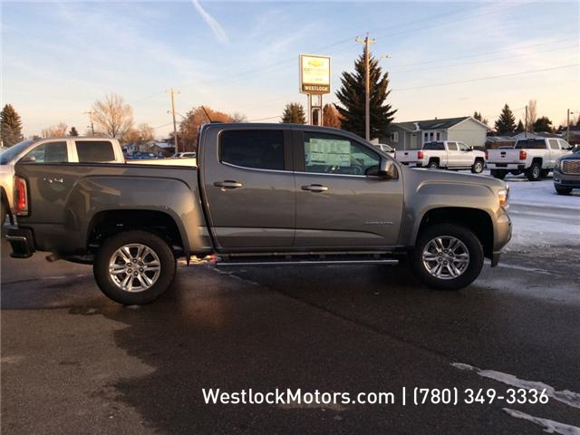 2019 GMC Canyon SLE (Stk: 19T21) in Westlock - Image 6 of 21