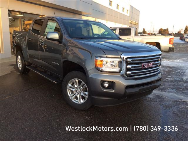 2019 GMC Canyon SLE (Stk: 19T21) in Westlock - Image 7 of 21