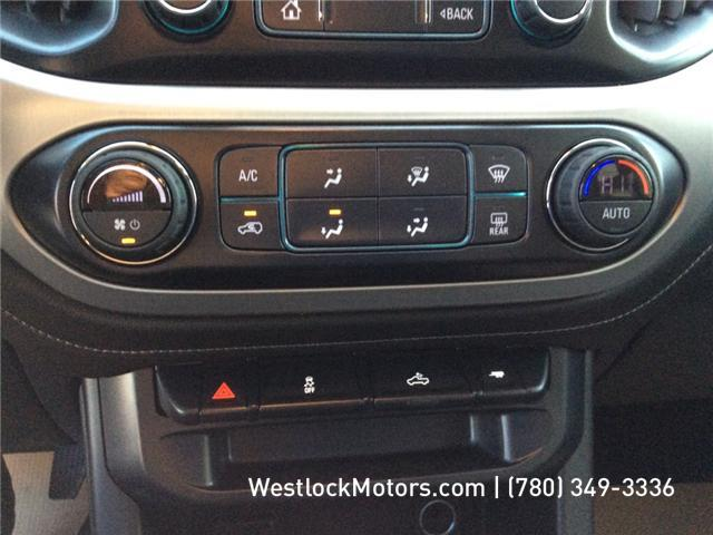 2019 GMC Canyon SLE (Stk: 19T21) in Westlock - Image 18 of 21