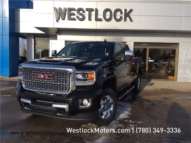 2019 GMC Sierra 3500HD Denali (Stk: 19T29) in Westlock - Image 1 of 30