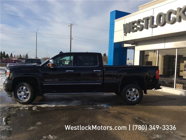 2019 GMC Sierra 3500HD Denali (Stk: 19T29) in Westlock - Image 3 of 30
