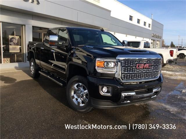2019 GMC Sierra 3500HD Denali (Stk: 19T29) in Westlock - Image 9 of 30