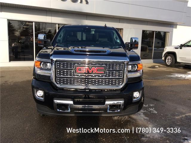 2019 GMC Sierra 3500HD Denali (Stk: 19T29) in Westlock - Image 10 of 30