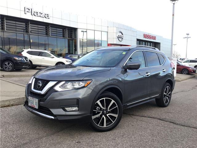 2019 Nissan Rogue SL (Stk: A7462) in Hamilton - Image 1 of 27