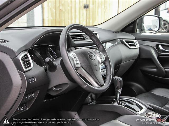 2016 Nissan Rogue S (Stk: A218907) in London - Image 6 of 27