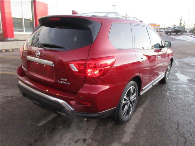 2019 Nissan Pathfinder Platinum (Stk: 7954) in Okotoks - Image 29 of 33