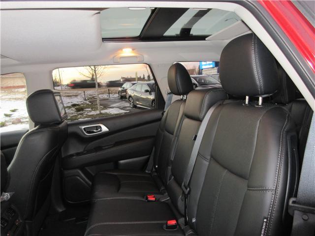 2019 Nissan Pathfinder Platinum (Stk: 7954) in Okotoks - Image 22 of 33