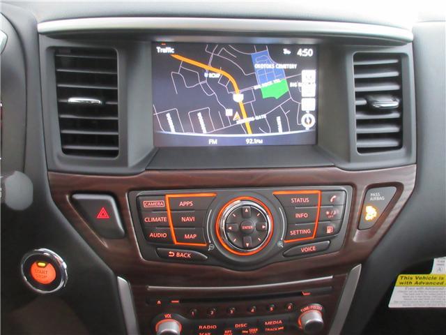 2019 Nissan Pathfinder Platinum (Stk: 7954) in Okotoks - Image 11 of 33