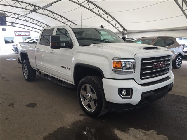 2018 GMC Sierra 2500HD SLT (Stk: 164929) in AIRDRIE - Image 1 of 25