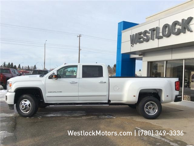 2019 GMC Sierra 3500HD Denali (Stk: 19T34) in Westlock - Image 2 of 26