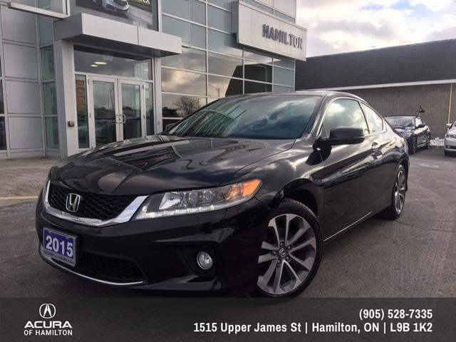 2015 Honda Accord EX-L-NAVI V6 (Stk: 1512710) in Hamilton - Image 1 of 24