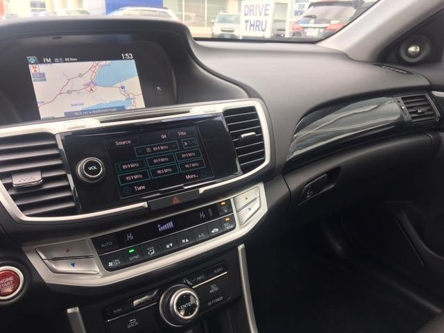 2015 Honda Accord EX-L-NAVI V6 (Stk: 1512710) in Hamilton - Image 12 of 24
