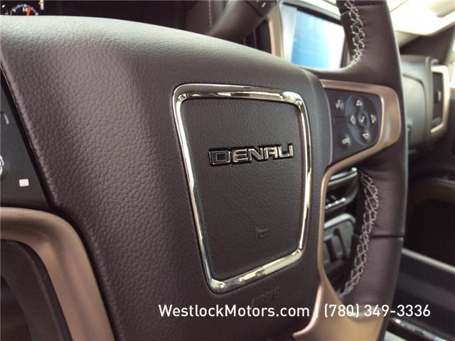 2019 GMC Sierra 3500HD Denali (Stk: 19T34) in Westlock - Image 16 of 26