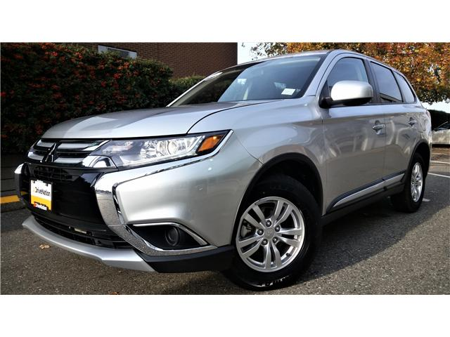 2018 Mitsubishi Outlander ES (Stk: G0086) in Abbotsford - Image 1 of 19