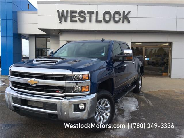 2019 Chevrolet Silverado 2500HD LTZ (Stk: 19T33) in Westlock - Image 1 of 27