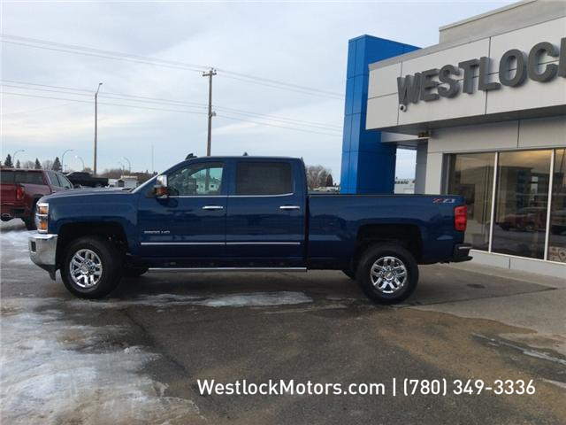 2019 Chevrolet Silverado 2500HD LTZ (Stk: 19T33) in Westlock - Image 2 of 27
