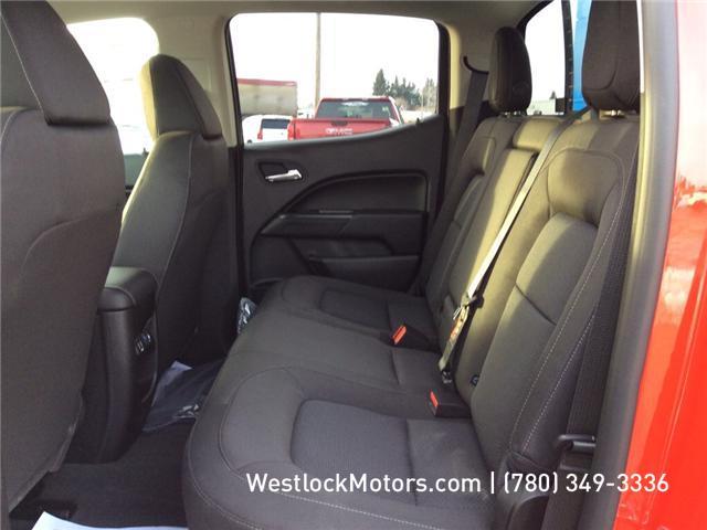 2019 Chevrolet Colorado LT (Stk: 19T54) in Westlock - Image 10 of 23
