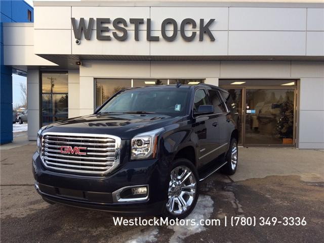 2019 GMC Yukon SLT (Stk: 19T26) in Westlock - Image 1 of 24