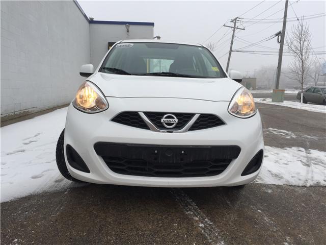 2017 Nissan Micra SV (Stk: D1158) in Regina - Image 2 of 17