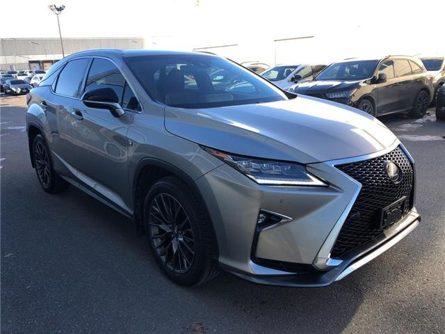 2017 Lexus RX 350 Base (Stk: 109269T) in Brampton - Image 1 of 19