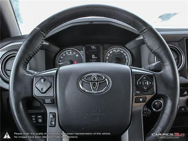 2017 Toyota Tacoma SR5 (Stk: A219108) in London - Image 7 of 27