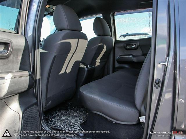 2017 Toyota Tacoma SR5 (Stk: A219108) in London - Image 17 of 27