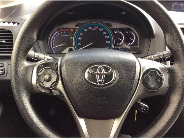2016 Toyota Venza Base (Stk: P3318) in Welland - Image 10 of 22