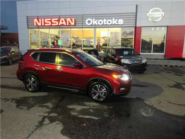 2019 Nissan Rogue SV (Stk: 7967) in Okotoks - Image 1 of 22