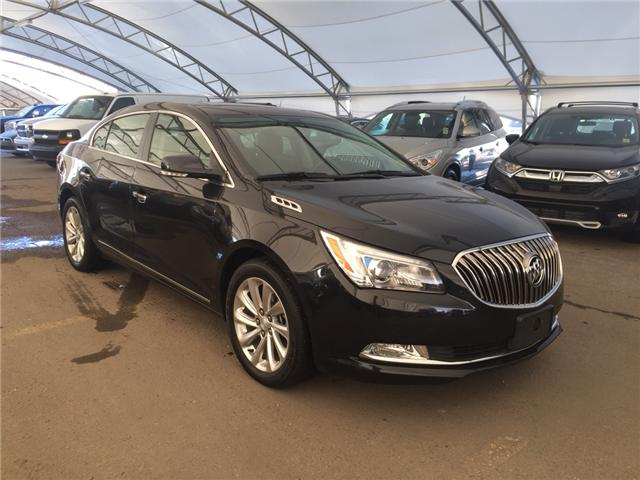 2014 Buick LaCrosse Leather (Stk: 169764) in AIRDRIE - Image 1 of 21