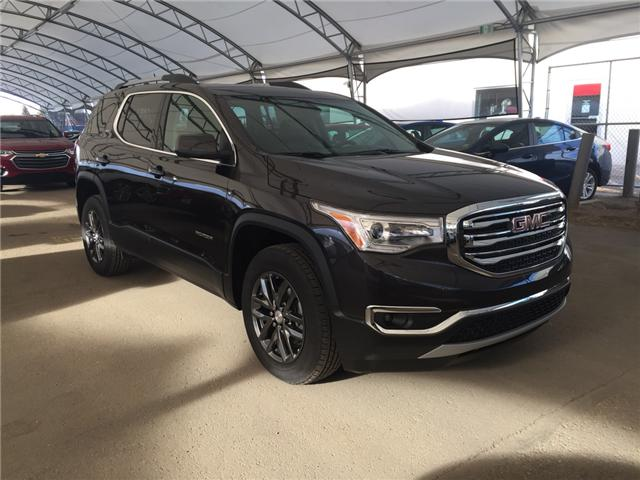 2019 GMC Acadia SLT-1 (Stk: 169640) in AIRDRIE - Image 1 of 24