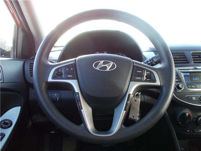 2017 Hyundai Accent GL (Stk: B1831) in Prince Albert - Image 11 of 19