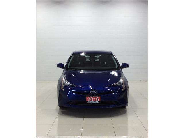 2016 Toyota Prius Base (Stk: P5092) in Sault Ste. Marie - Image 2 of 12