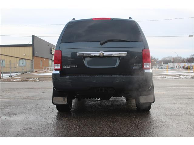 2008 Chrysler Aspen Limited (Stk: CBK2536) in Regina - Image 7 of 17