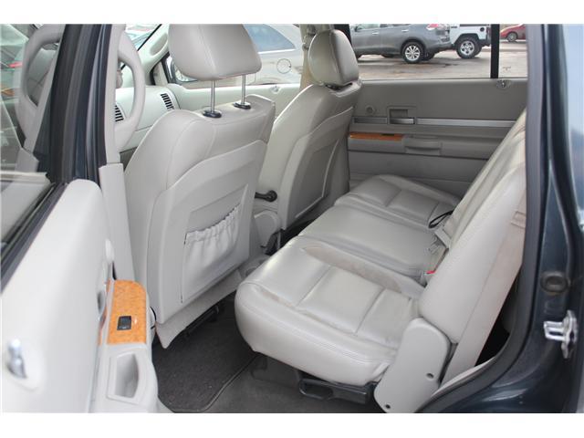 2008 Chrysler Aspen Limited (Stk: CBK2536) in Regina - Image 15 of 17