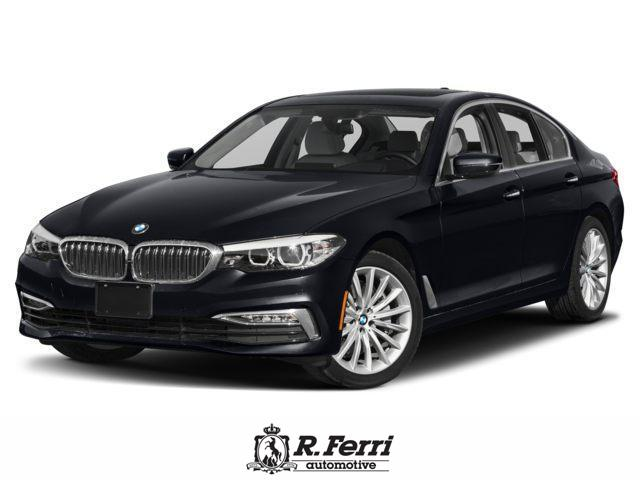 2019 BMW 530i xDrive (Stk: 27744) in Woodbridge - Image 1 of 9