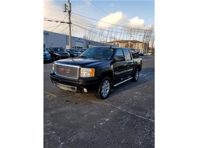 2013 GMC Sierra 1500 Denali Crew Cab AWD (Stk: ) in Dartmouth - Image 1 of 14