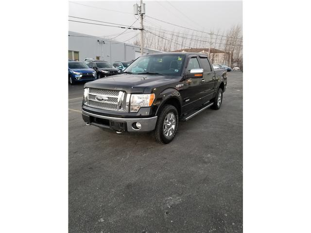 2012 Ford F-150 Lariat SuperCrew 5.5-ft. Bed 4WD (Stk: p18-230) in Dartmouth - Image 1 of 16
